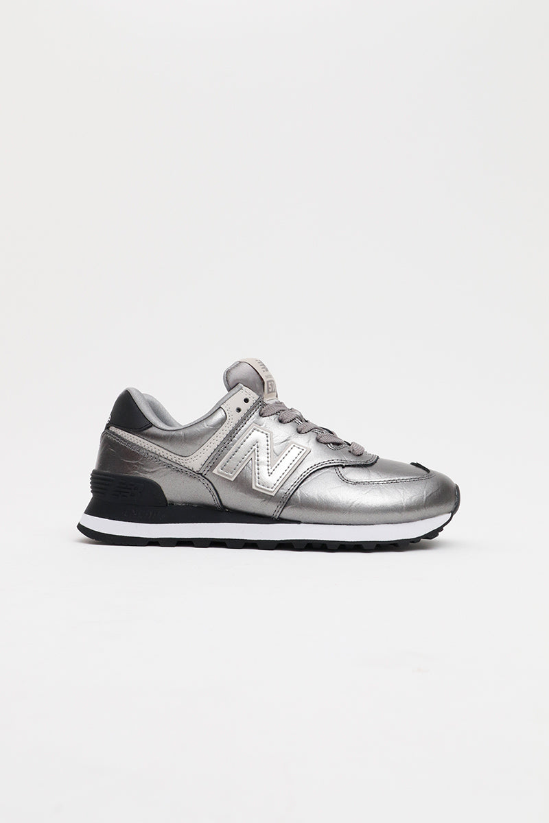 New Balance - WL574WNE Women (Grey/ Black)
