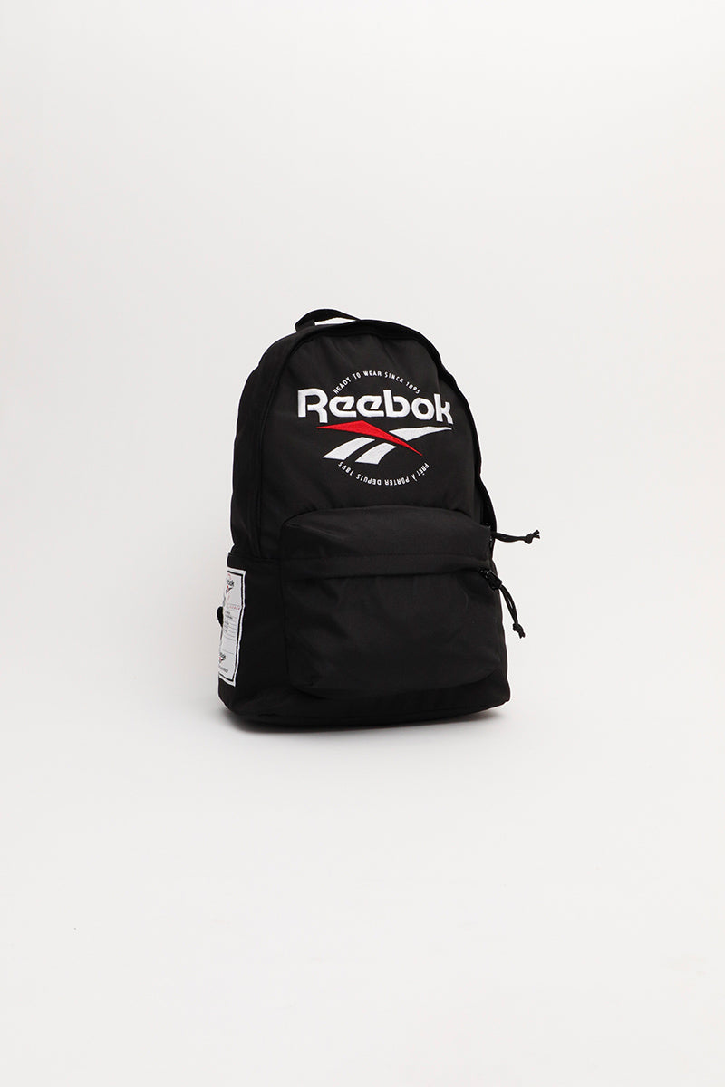 Reebok - CL Backpack Graphic (Black) ED1295