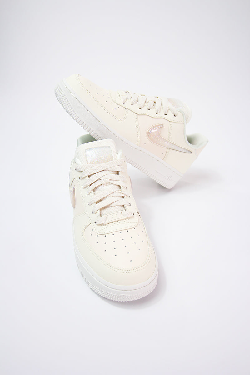 quality design 6e087 13bf8 Nike - Air Force 1  07 Womens (pale ivory summit white-guava ice) AH6827-100