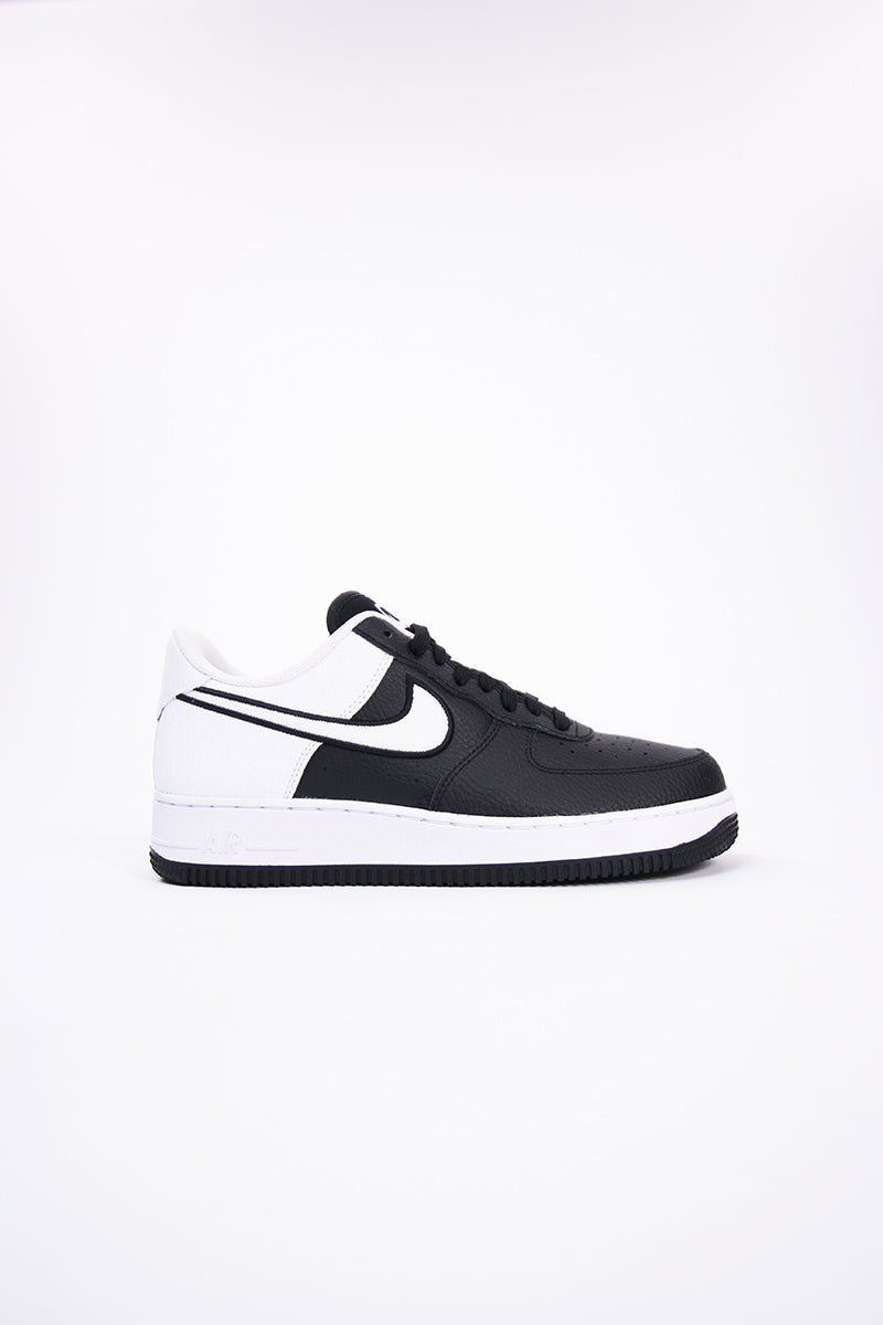 ad7abd939ab30 Nike - Air Force 1  07 LV8 1 (black white) AO2439-001 - Sneakerworld
