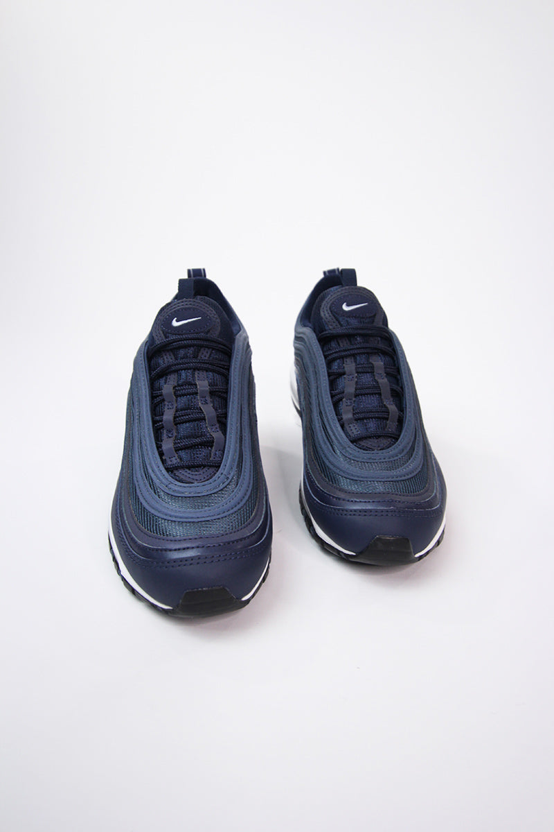 Nike - Air Max 97 ESSENTIAL (OBSIDIAN/OBSIDIAN MIST-MONSOON BLUE) BV1986-400