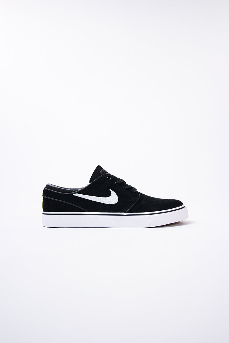 Nike - SB Zoom Stefan Janoski (black/white-thunder grey-gum light brown) 333824-067