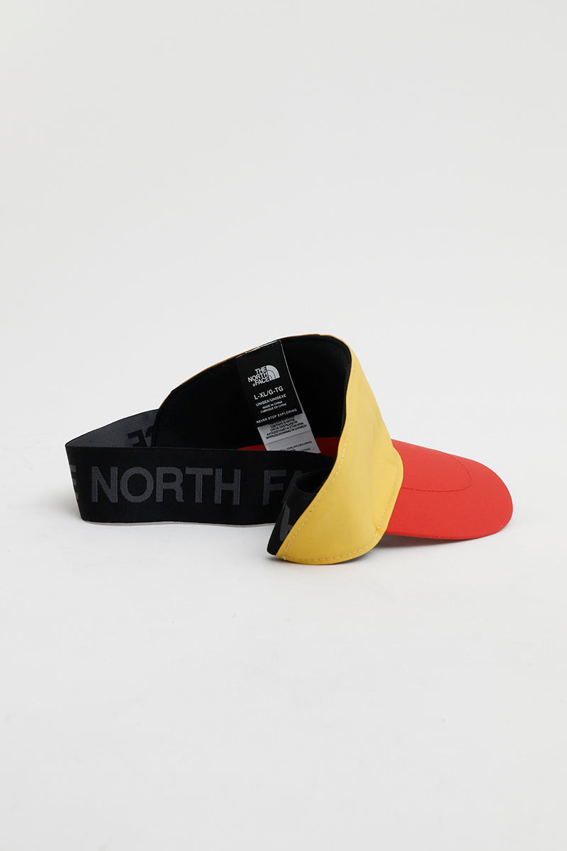 The North Face - Cypress Visor (Sunbaked Red) NF0A3VW7PKB1