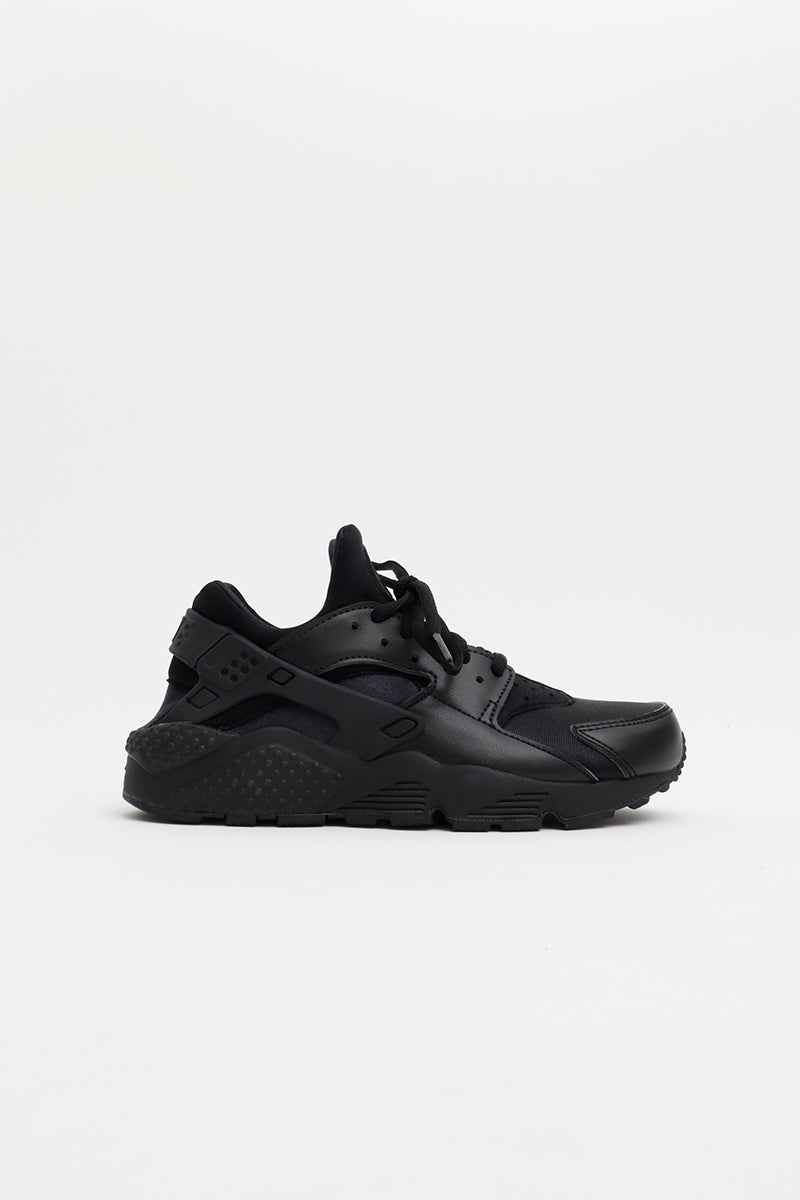 Nike - Air Huarache Run Womens (Black/ Black) 634835-012