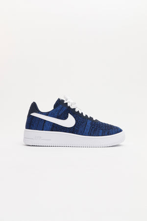 Nike Air Force 1 Flyknit 2.0 (college navywhite obsidian