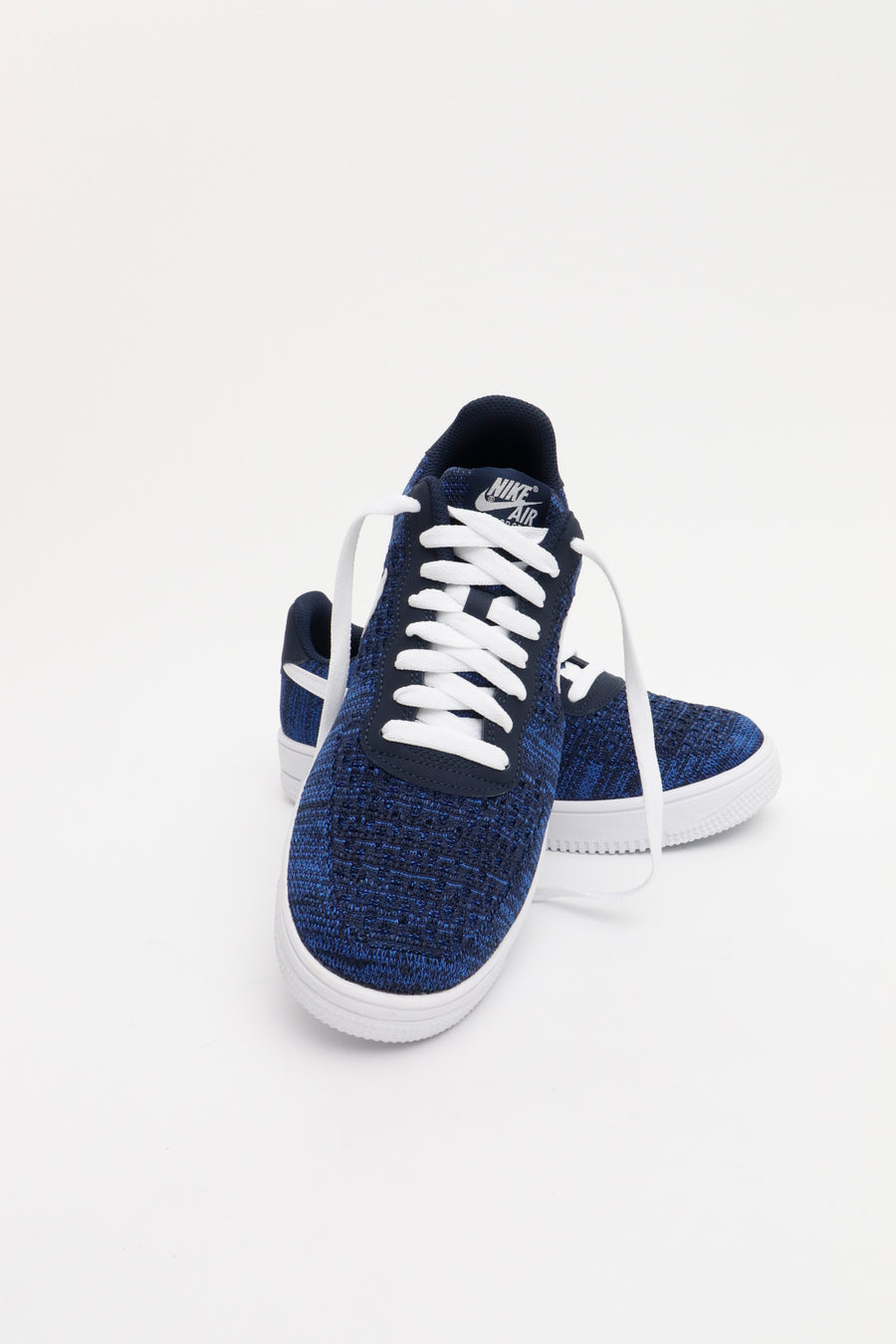 Nike - Air Force 1 Flyknit 2.0 (college navy/white-obsidian) AV3042-400