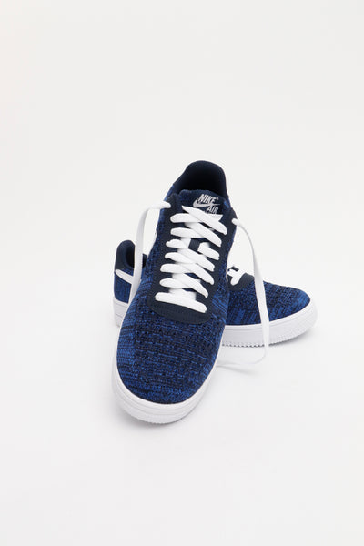 Nike Air Force 1 Flyknit 2.0 College Navy