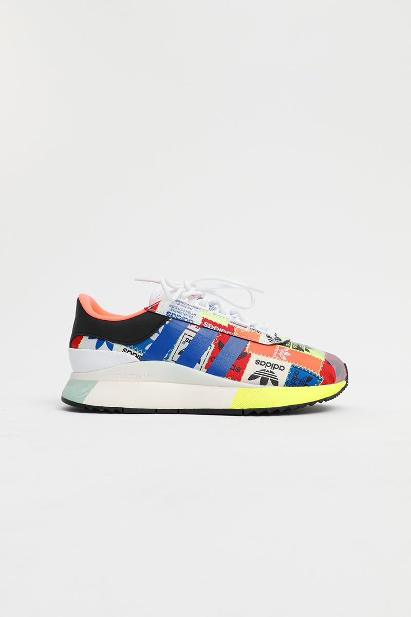 Adidas - SL Andridge Women (Ftw White/ Royblue/ Cblack) EG8906