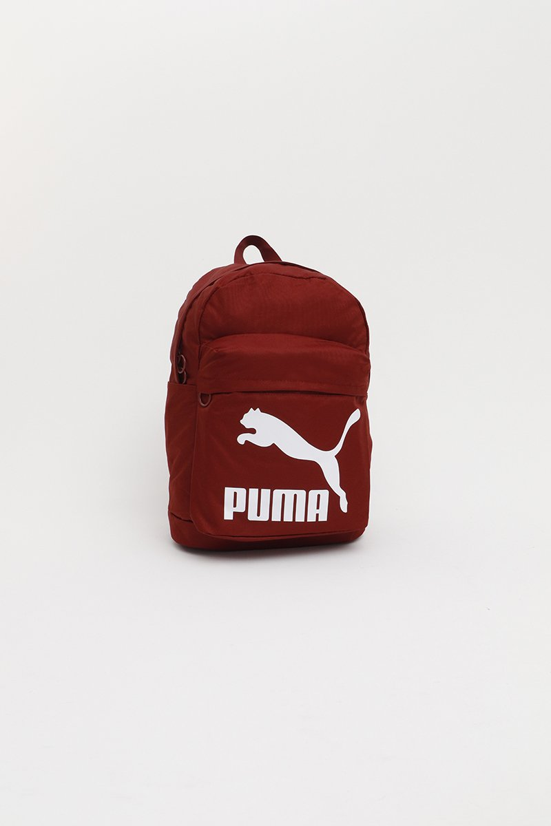 Puma - Originals Backpack (Fired Brick) 7664303
