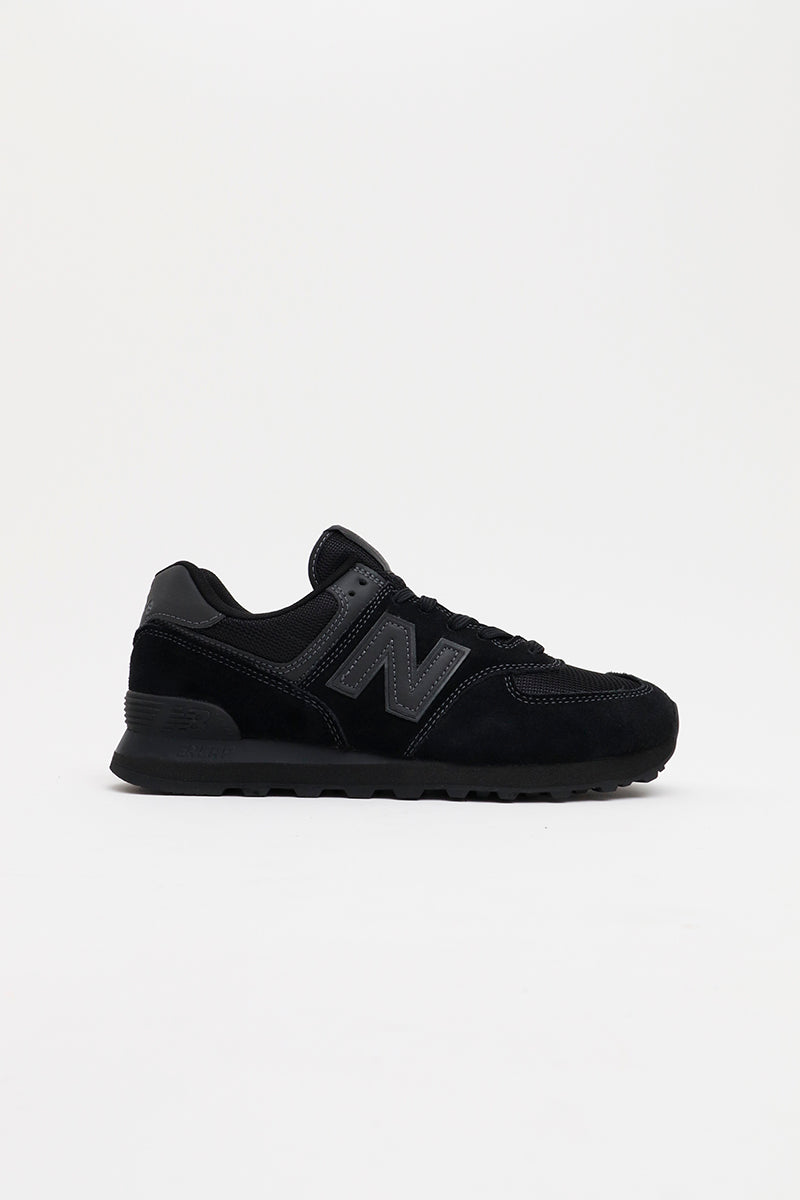 New Balance - ML574ETE (Triple Black)