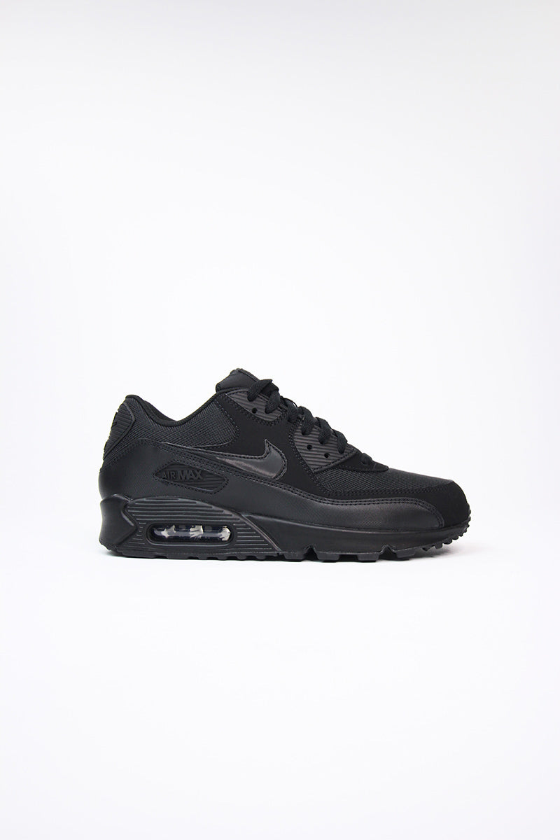 Nike - Air Max '90 Essential (BLACK/BLACK-BLACK-BLACK) 537384-090