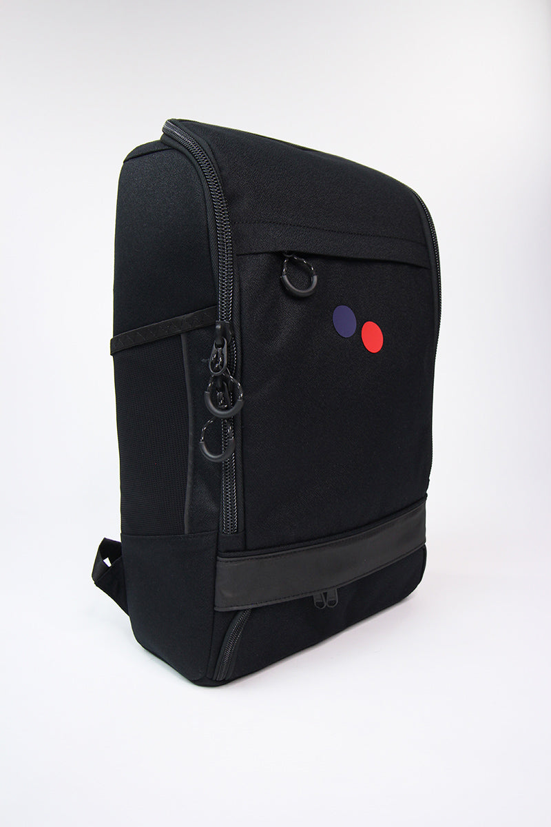 Pinqponq - Cubik Medium Everyday Bag Licorice (Black) PPC-BPM-002-801