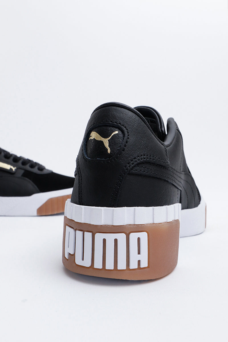 Puma - Cali Exotic Women(Black) 369653-03