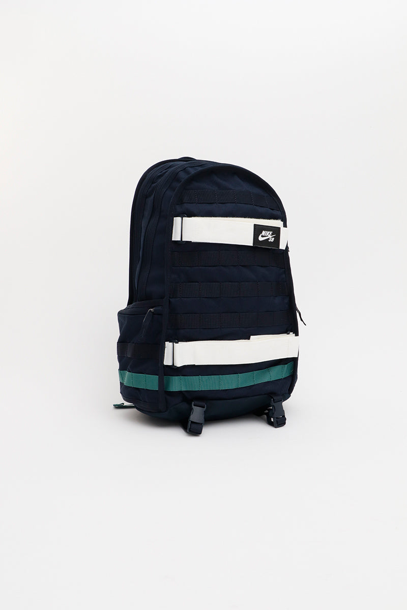 Nike - SB RPM Backpack (Dark Obisdian/ Bicoastal) BA5403-475