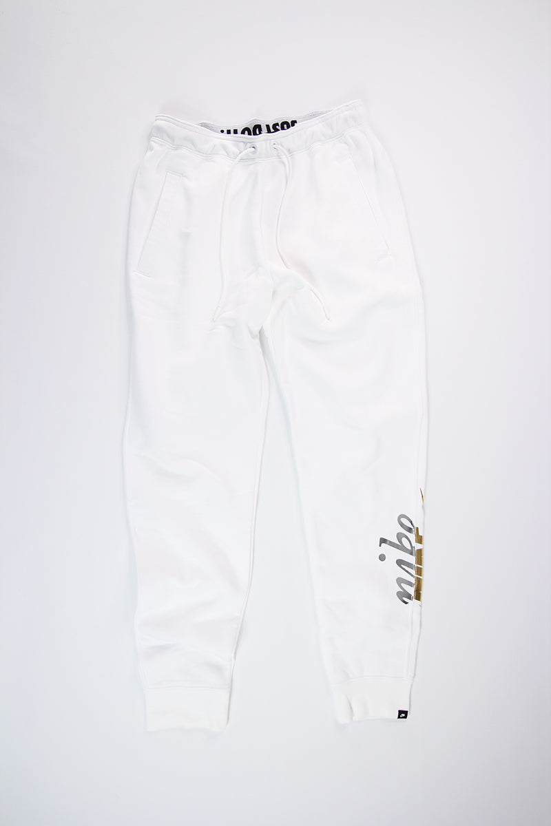 Nike - Sportswear Rally Pants Womens (White)  AJ0094-100