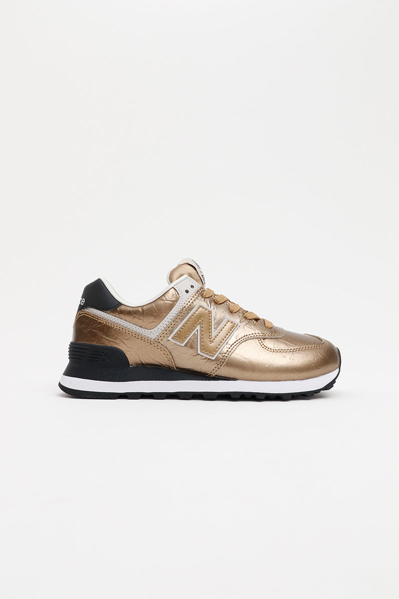 New Balance - WL574WEP Women (Gold)