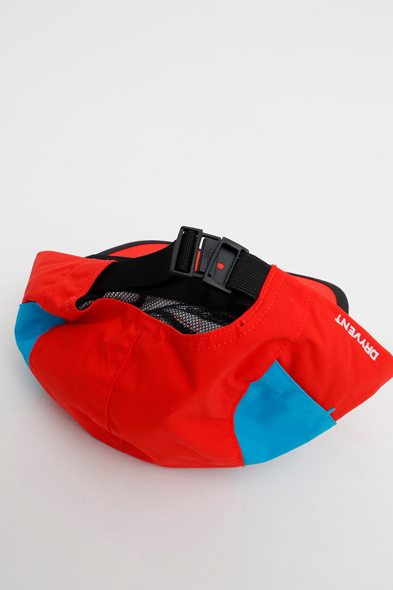 The North Face - Rote extreme Ball-Mütze in 80er Style - NF0A3VVJ15Q1