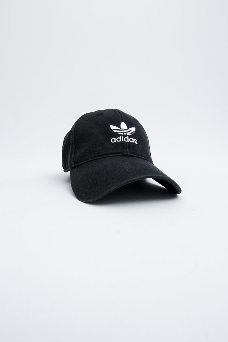 Adidas - ADIC WASHED CAP  (Black) DV0207