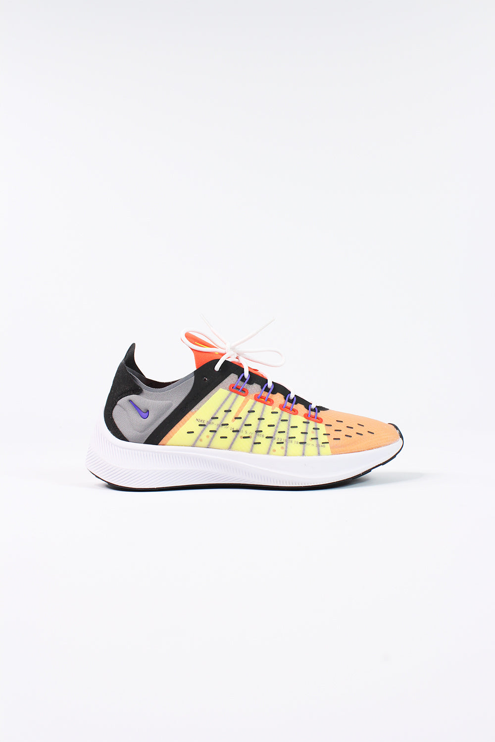 Nike - Exp X14 (Team Orange/ Persian Violet Volt Black) AO1554-800