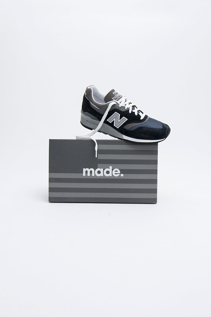 New Balance -  M997NV  (NAVY)