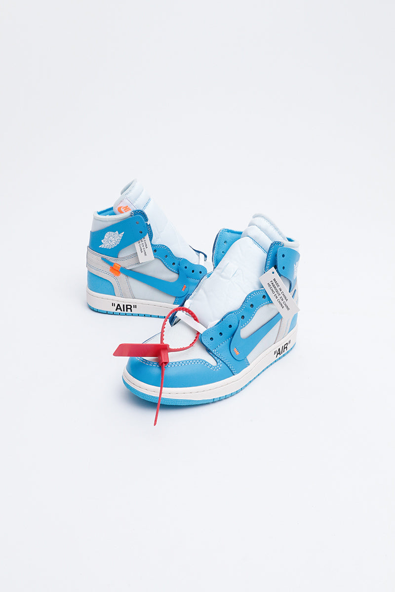 Air Jordan-1 Off White - Super limitiert - AQ0818-148