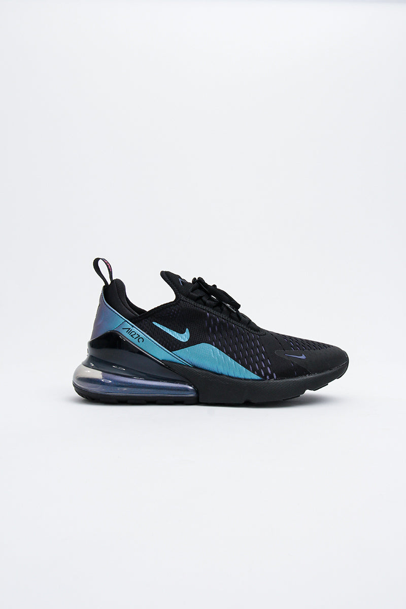 Nike - Air Max 270 (BLACK/LASER FUCHSIA-REGENCY PURPLE) AH8050-020