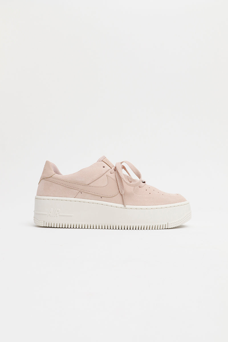Nike - Air Force 1 Sage Low Women (Paricle Beige/ Particle Beige-Phantom) AR5339-201