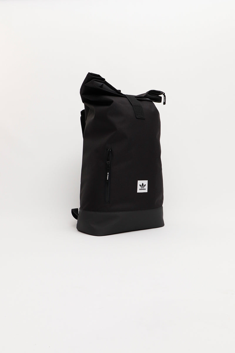 Adidas - Premimum Essential Roll Top Backpack (Black) ED8064