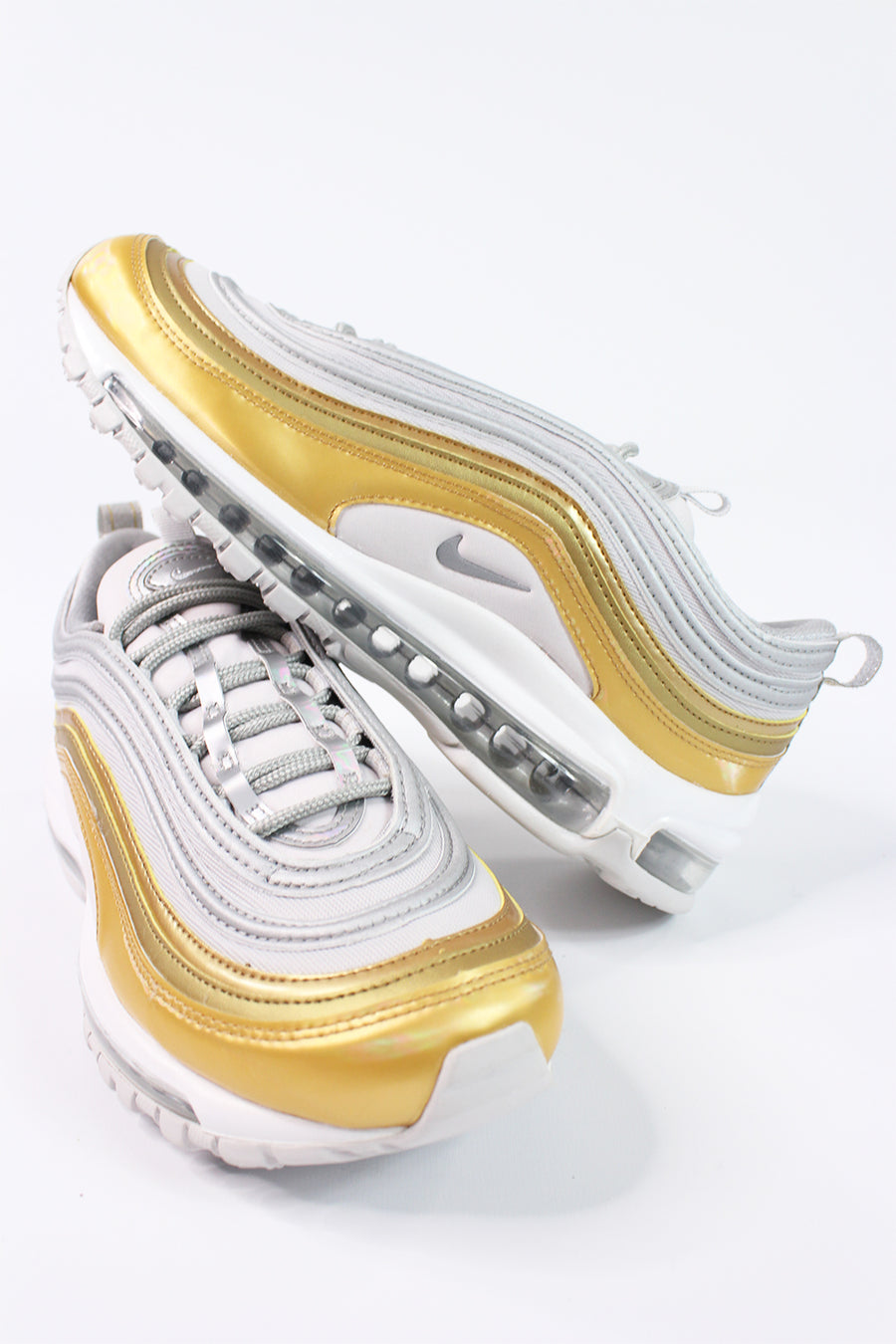 Nike - Air Max 97 Special Edtion Women (Vast Grey/ Metallic Silver Metallic Gold) AQ4137-001