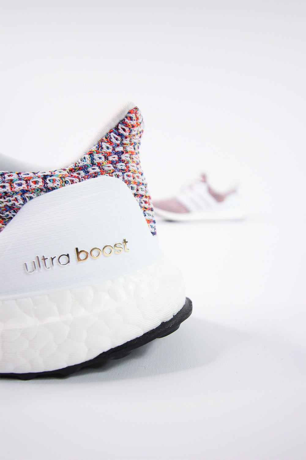 Adidas - Ultraboost (FTW White/ FTW White/Conavy) CM8111