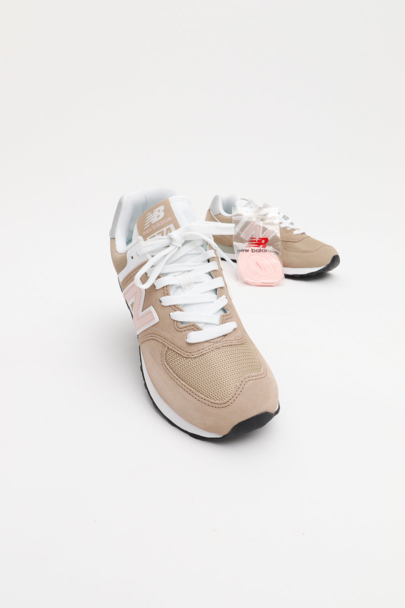 new balance marroni donna