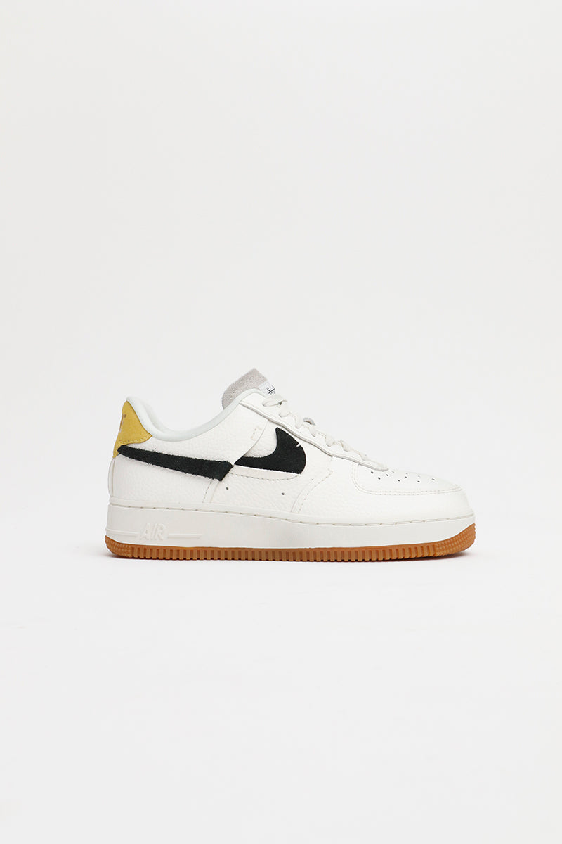 Nike - Air Force 1 '07 LXX Women (Sail/ Black-Chrome Yellow White) BV0740-101