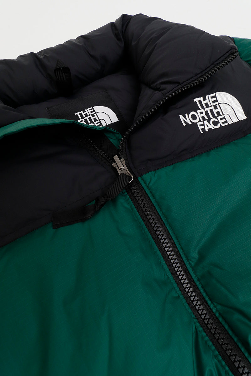 The North Face - 1996 Retro-Nuptse-Jacke - Night-Grün - Super warm - A3C8DN
