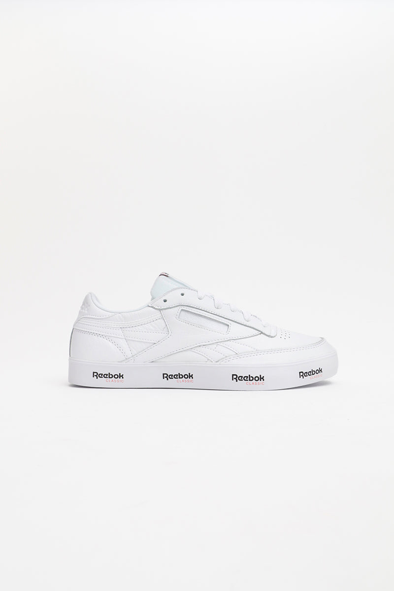 Reebok - Club C Revenge MU (White/Black/Primal Red) DV7021
