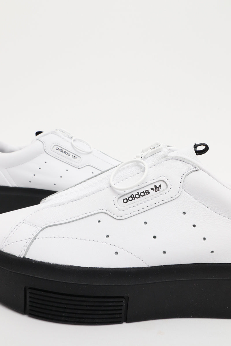 Adidas - Sleek Super Women (Ftw White/ Ftw White/ Cblack) EF1899