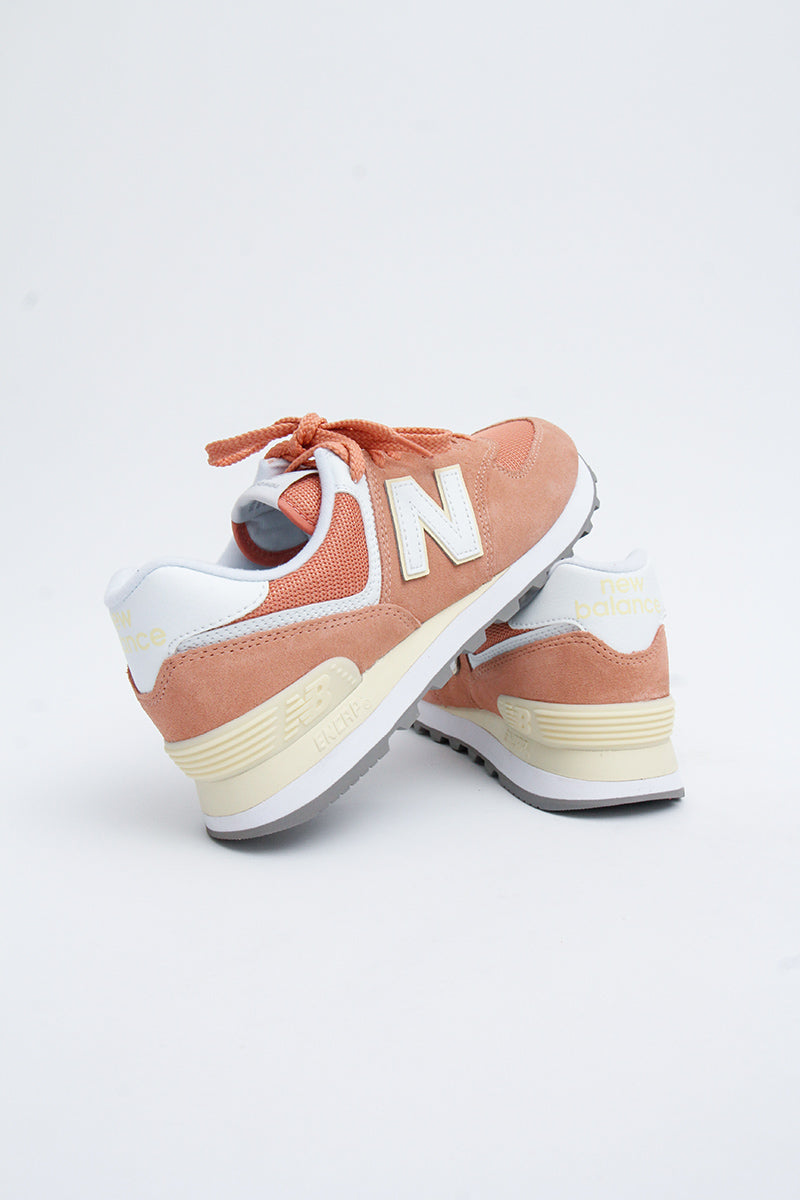 New Balance -  WL574ESF Women  (LIGHTFADEDCOPPER)