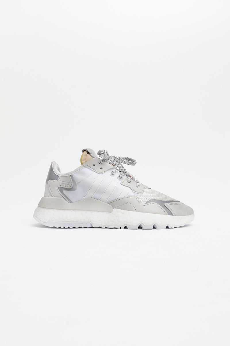 Adidas - Nite Jogger (Crystal White/Crystal White/ftwr White) EE5855