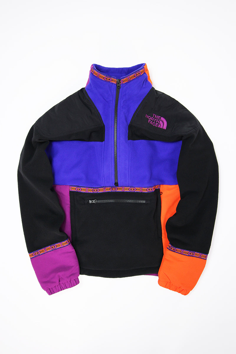 The North Face - Rage Fleece Anorak 92 (Aztec Blue Rage) T93MID9QX