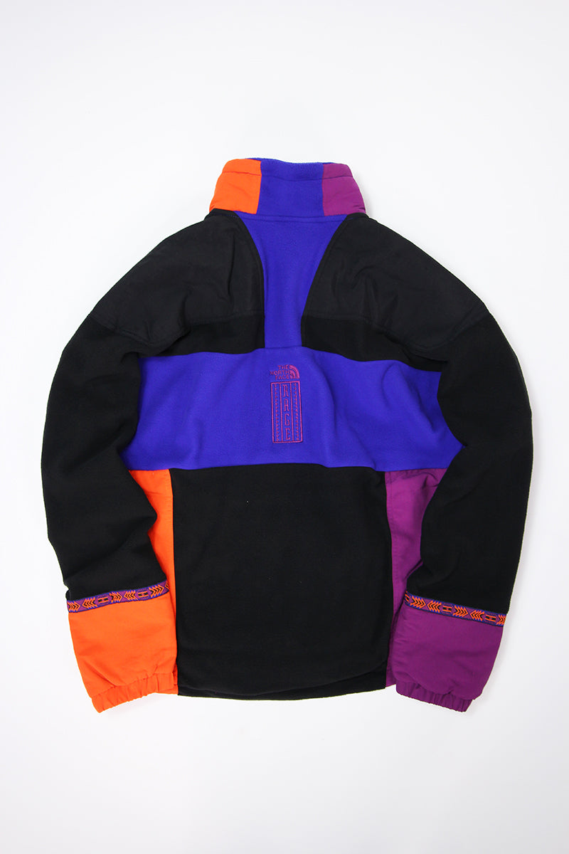 The North Face - Wutvlies Anorak 92 (Aztec Blue Rage) T93MID9QX