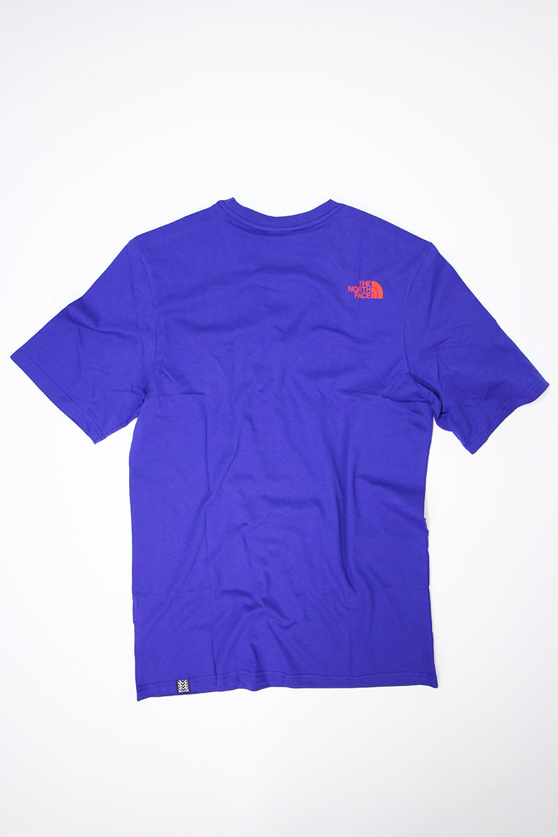 The North Face - Rage T-Shirt 92 (Lapis Blue) T93RXL40S