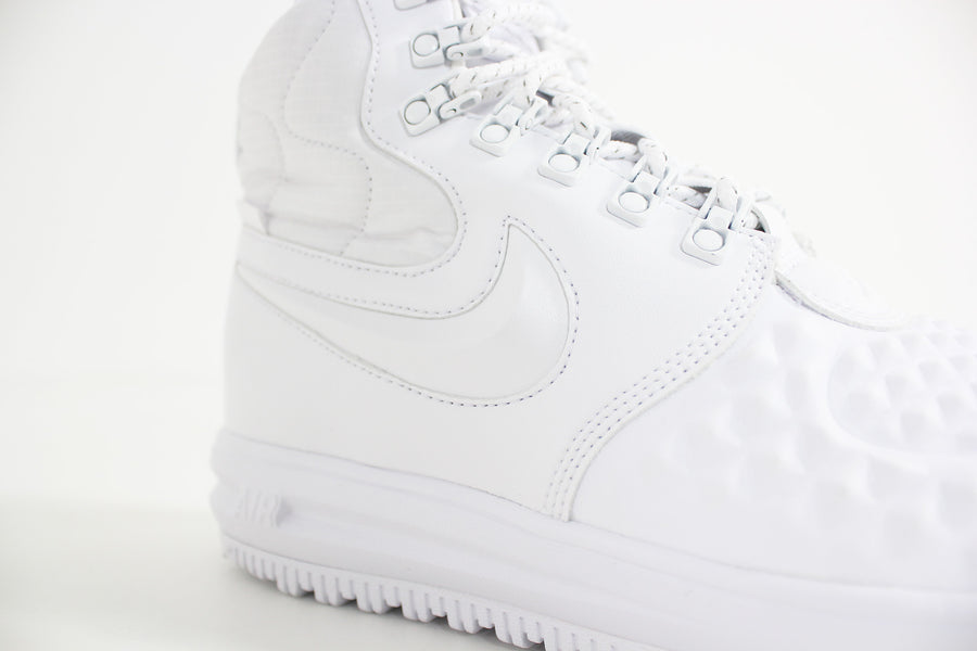 Nike - Lunar Force 1 '17 Winter Entenstiefel (weiß / weiß-weiß) AA1123-100