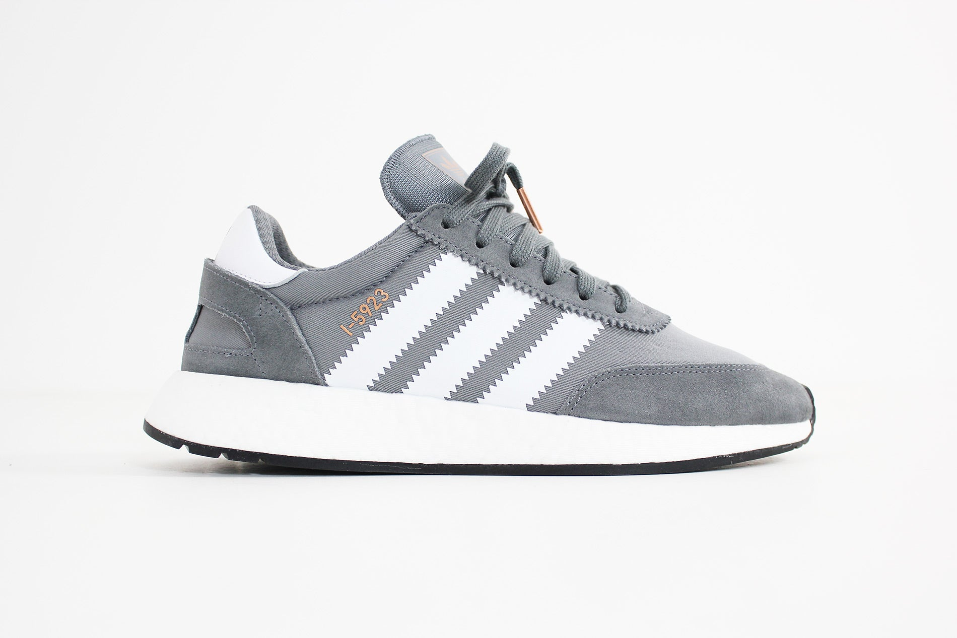 Adidas -  I-5923 (Vista Grey/ Ftwr White/ Core Black) BB2089