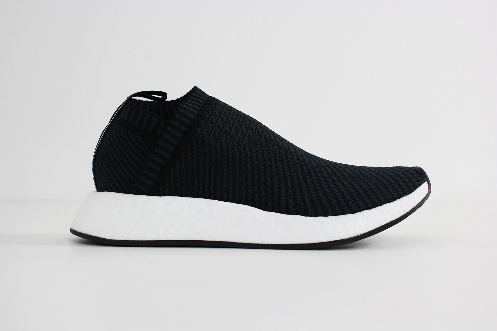 Adidas -  NMD CS2 Primkeknit (Core Black/ Carbon/ Red) CQ2372
