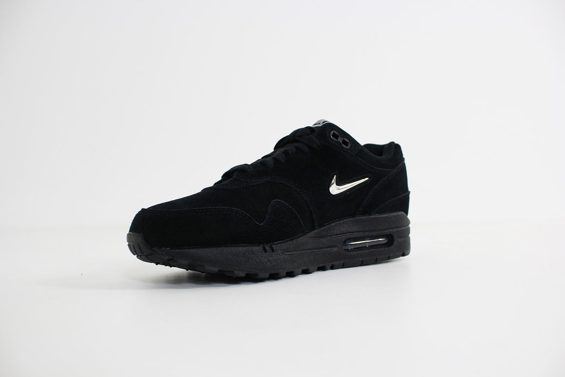 Nike - Air Max 1 Premium SC Women (BLACK/METALLIC SILVER-WOLF GREY) AA0512-001