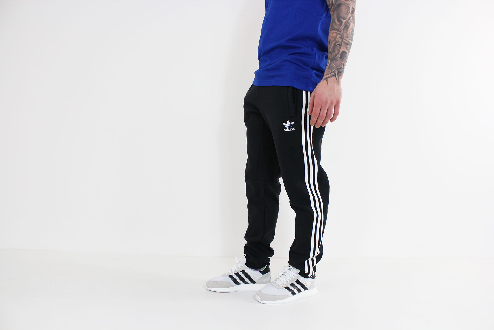 Adidas - Tracksuit Pants Curated (Black) CW5063