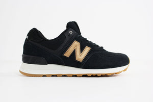 New Balance - WL574CLB Women (Black)