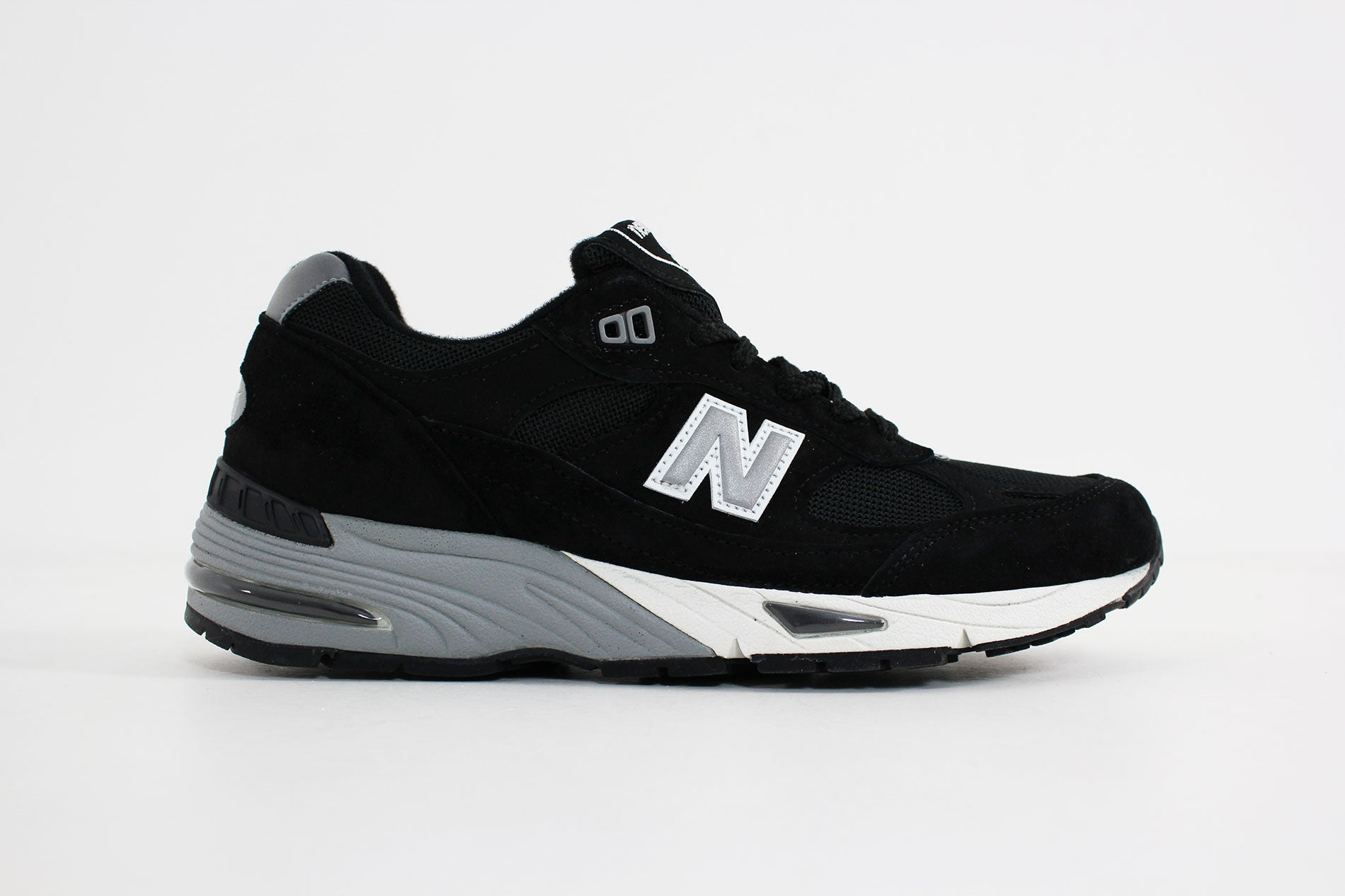 New Balance - M991EKS (Black/Silver)