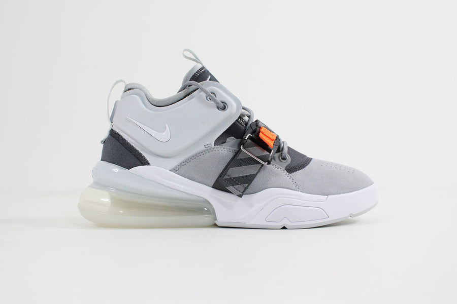Nike - Air Force 270 (Wolf grau / weiß dunkelgrau Segel) AH6772-002