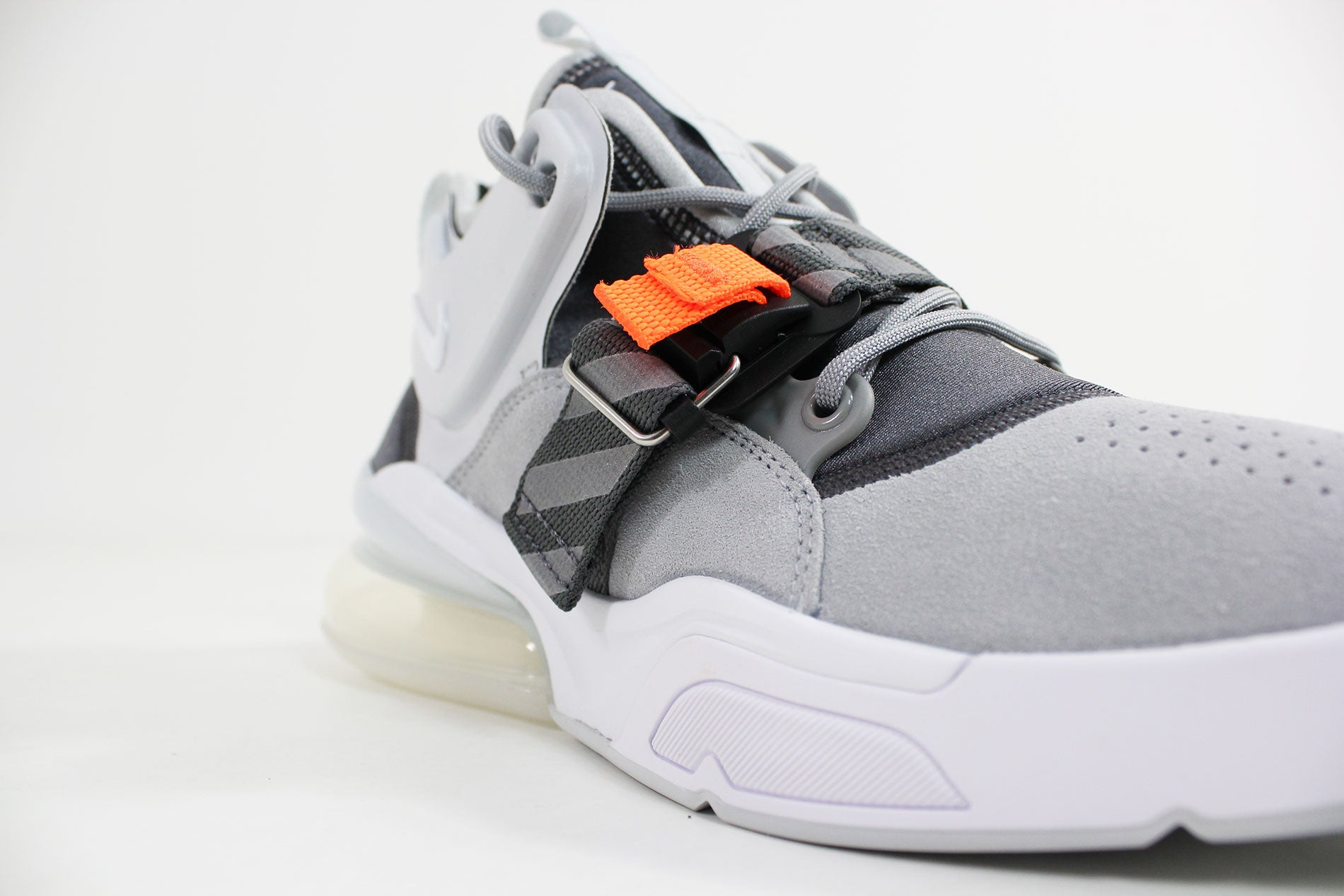 Nike - Air Force 270 (Wolf Grey/ White Dark Grey Sail) AH6772-002