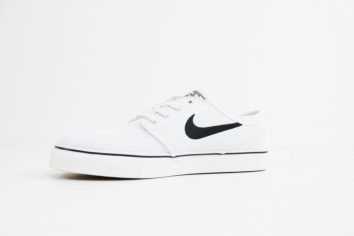 Nike - Stefan Janoski Canvas SB (Summit White/ Black) 615957-100